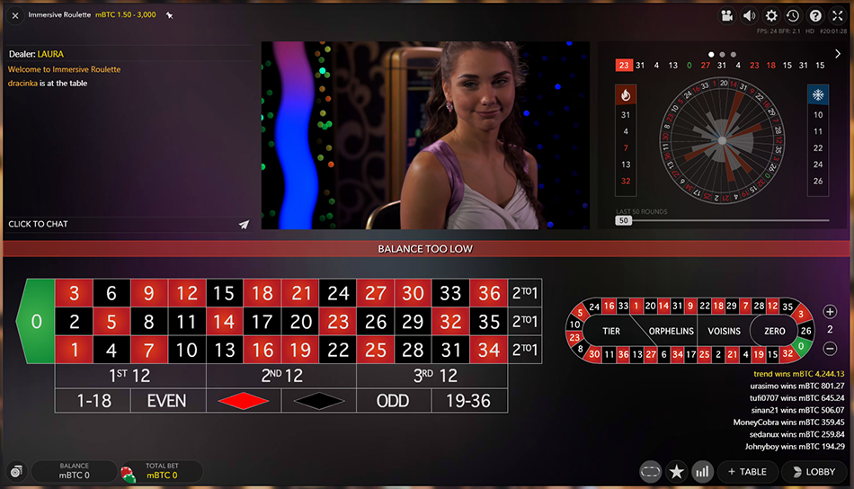 bitstarz - live casino