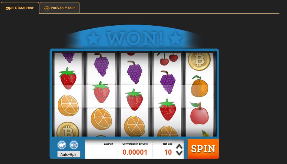 Crypto Games Slot