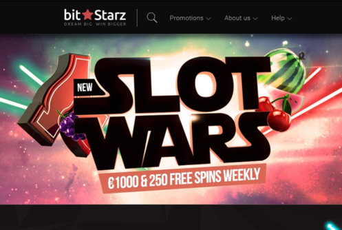 Bitstarz bitcoin friendly casino